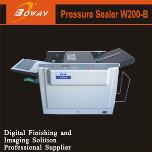 Boway service AD Office W200-B Pressure Sealer