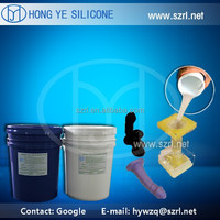 Skin-safe silicone for life casting making ,for man sex toys making