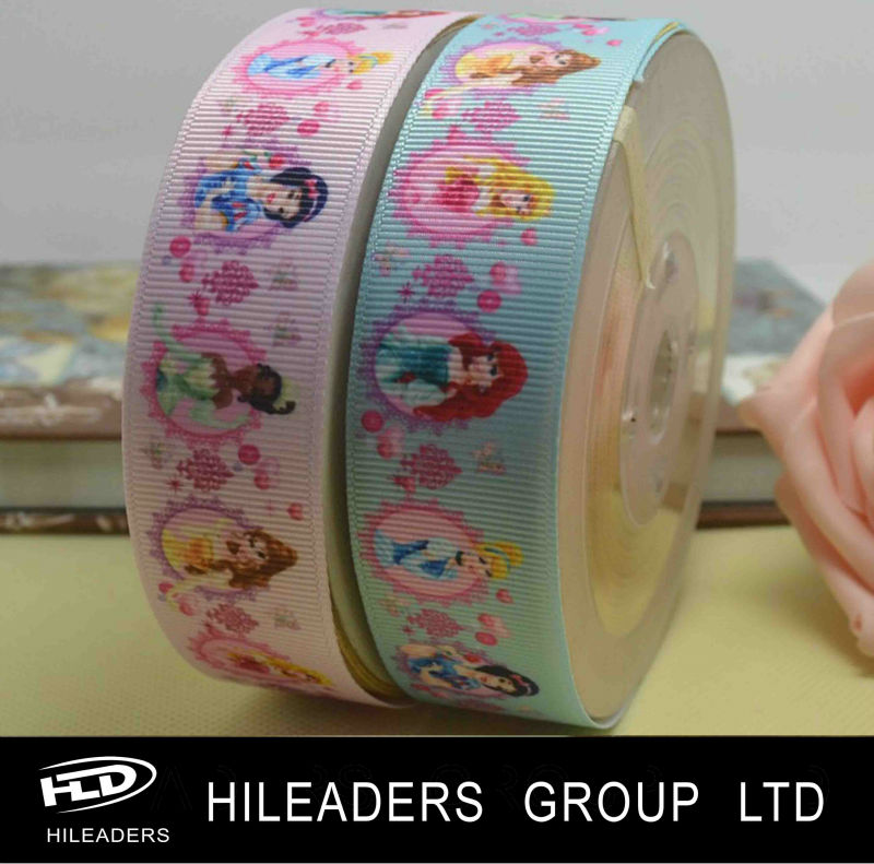 Princess Packing Grosgrain Ribbon