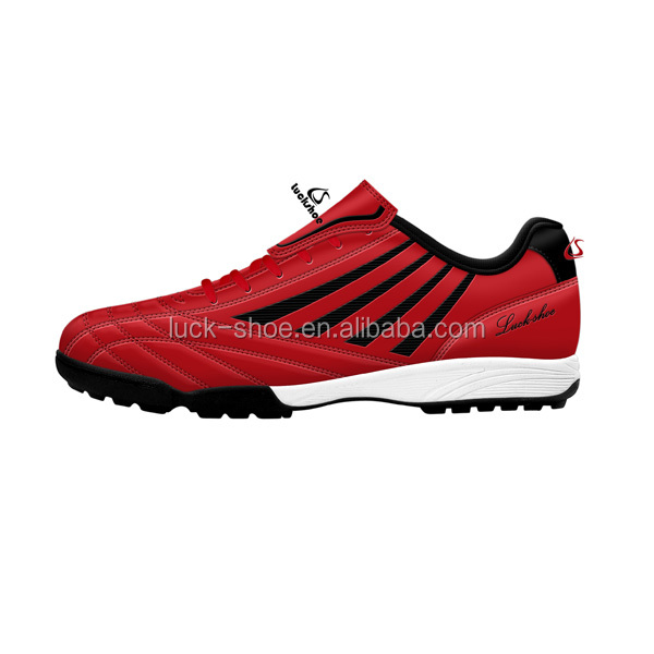 Men Sports High Ankle Indoor Football Boots Shoe Soccer Shoes
