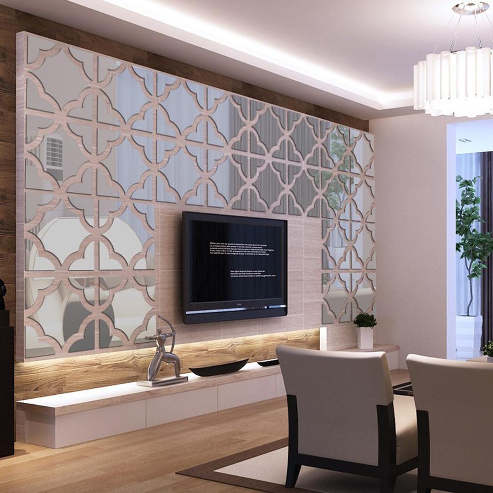 3d Effect Wall Decoration Compra Lotes Baratos De 3d
