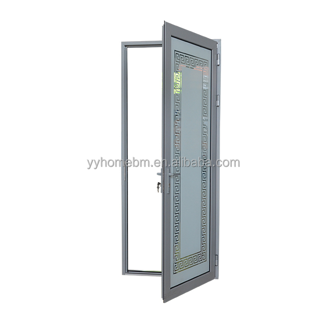 YY Home Double Glazed Insulated Aluminium In-Swing French doors