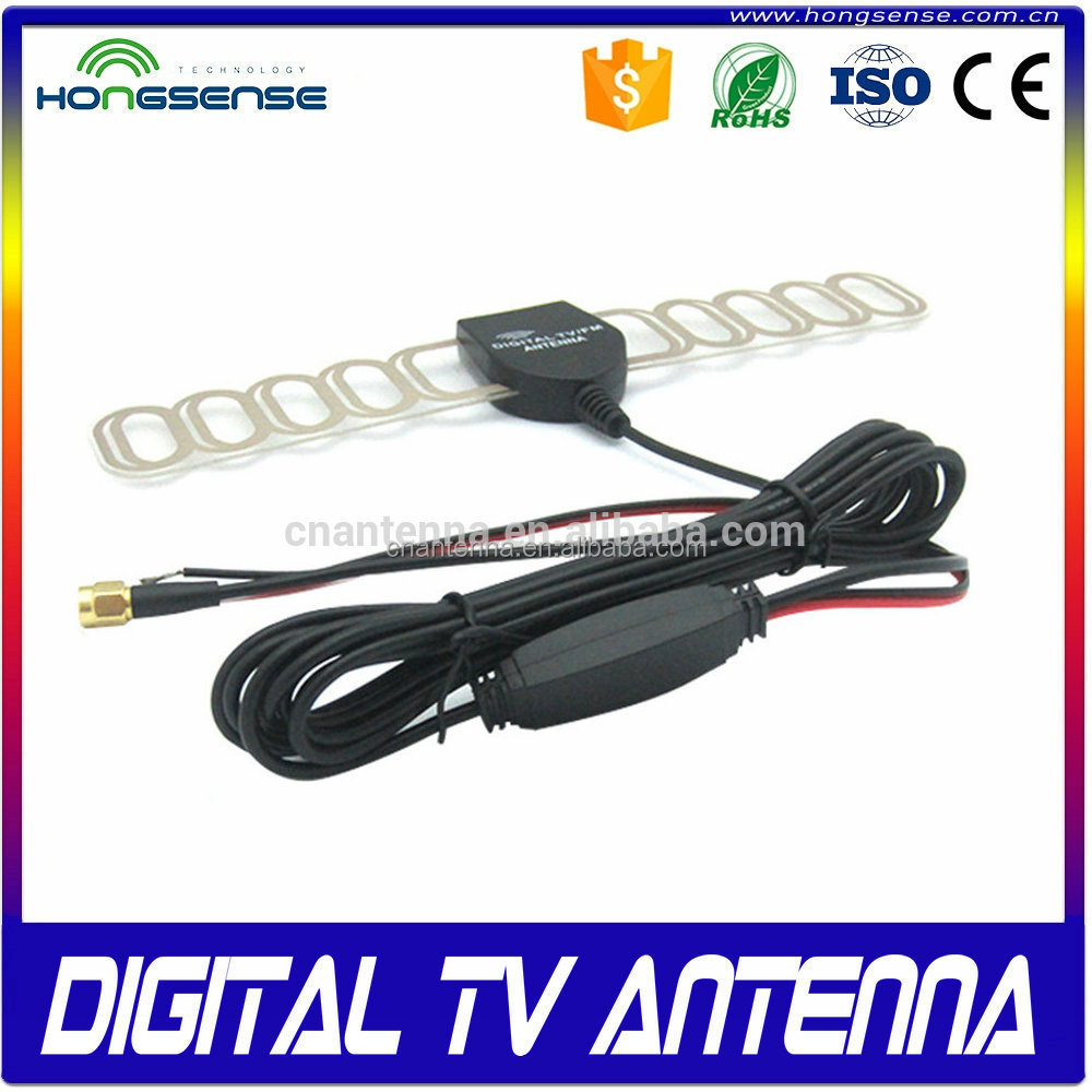 top rated supplier log periodic tv antenna high gain car radio tv antenna