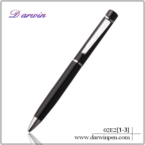 Jiangxi wholesale new design promotional metal decorative ballpoint pen
