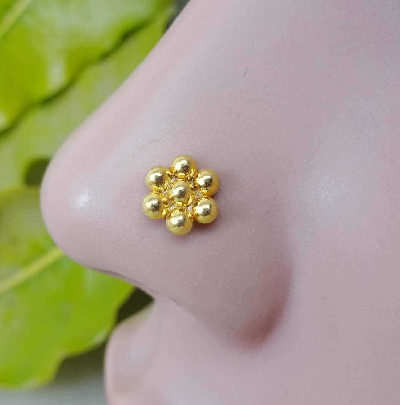 Cheap 1mm Gold Nose Stud Find 1mm Gold Nose Stud Deals On Line At
