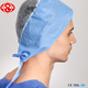 CE approved medical care nurses hat surgical surgery non-woven doctor cap