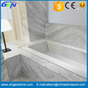 Building Decoration Natural Polished White Marble Tile