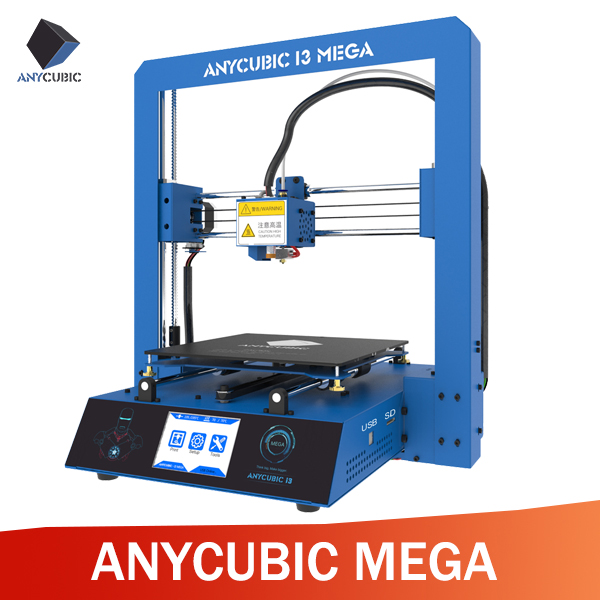 Anycubic All Metal 210*210*205mm 3D Printing Pen Machine