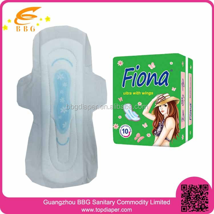 Feminine Hygiene Manufacturers Supply Of Anion Sanitary Napkin ...