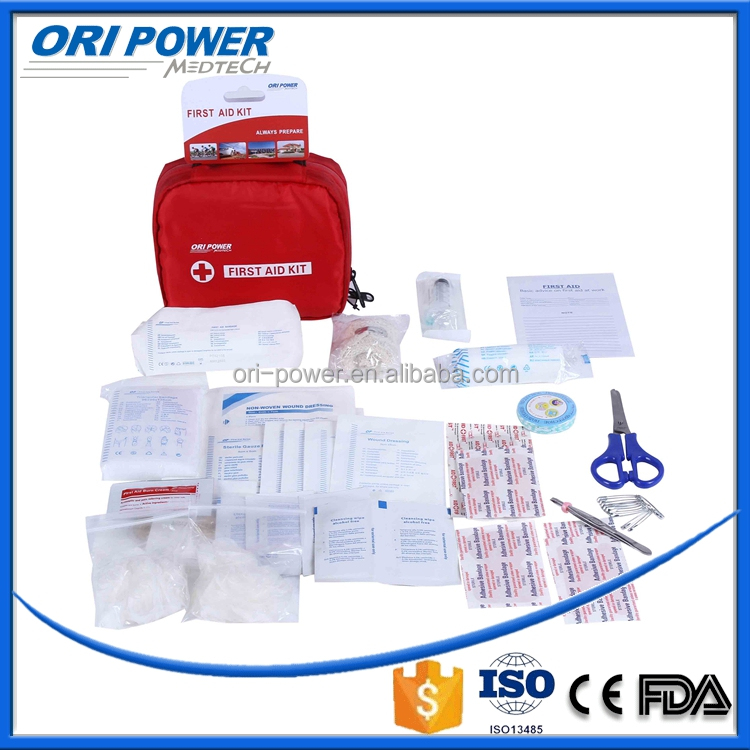 OP CE FDA ISO 600Dnylon home workplace emergency conversion kit