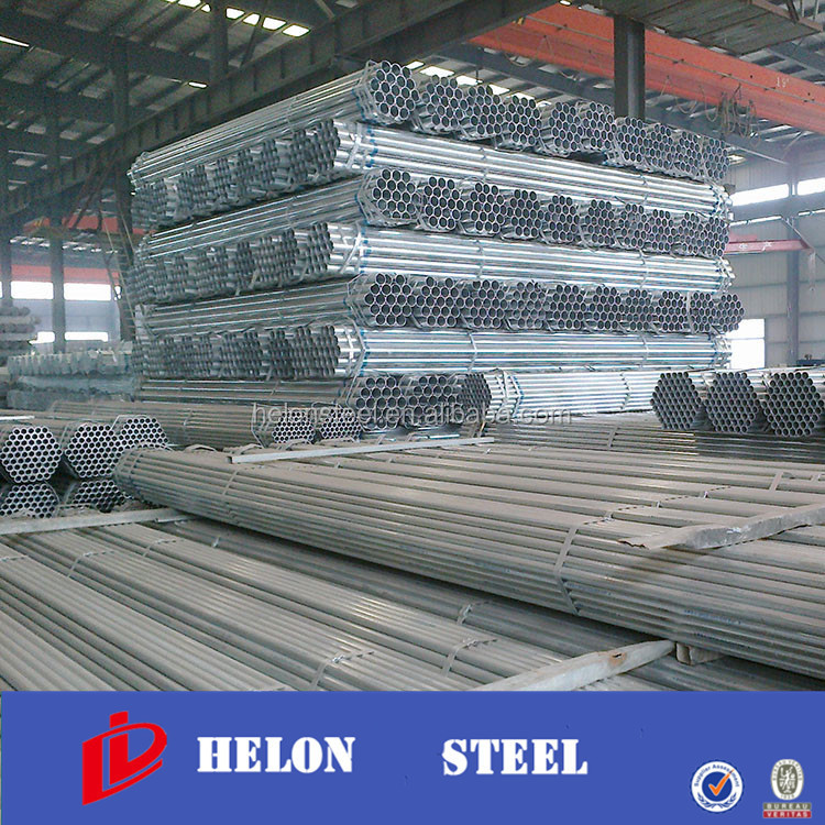 galvanized tube best manufacture !! meaning seamless pipe