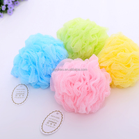 New Design Shower Exfoliating Loofah 30G Body Wash Sponge