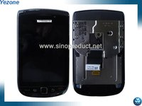 For Mobile Phone Blackberry Torch 9800 Assembly LCD With Touch Digitizer
