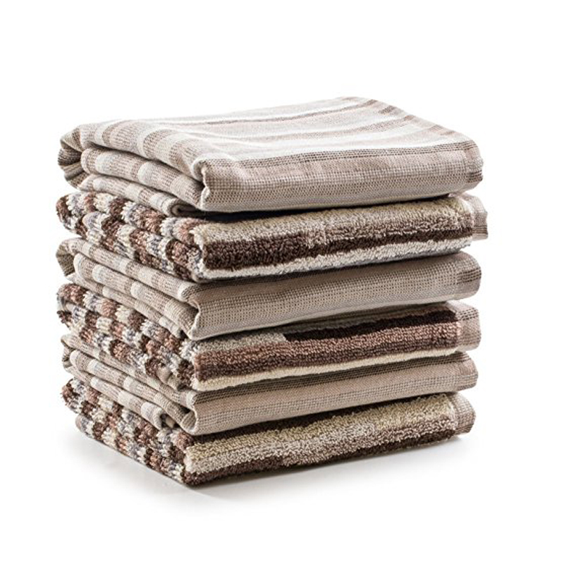 lovely animal kitchen hand towels / luxurious terry cloth dish towels / luxury magic cleaning clay towel
