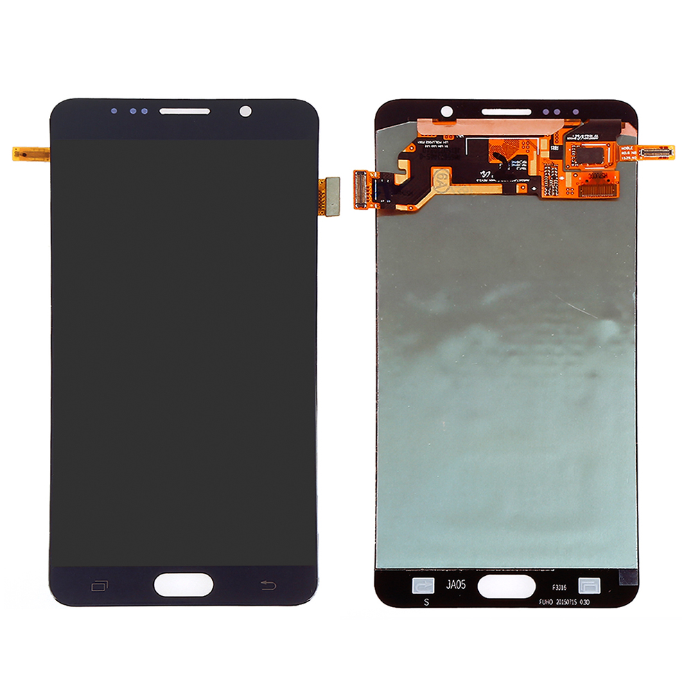 competitive price LCD Display assembly with frame for Samsung Galaxy note 5 with Touch Screen Digitizer