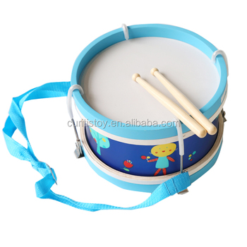 Birthday Gift 2 Year Old Girl Instrument Music And Sound Kids Toy Wooden Game Drum