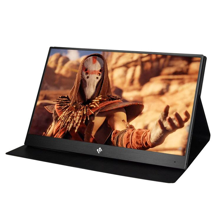 Amazon hot selling ultra-thin HD MI usb portable 15.6 inch <strong>monitor</strong> for gaming PS3 PS4 DHR HF-156FH