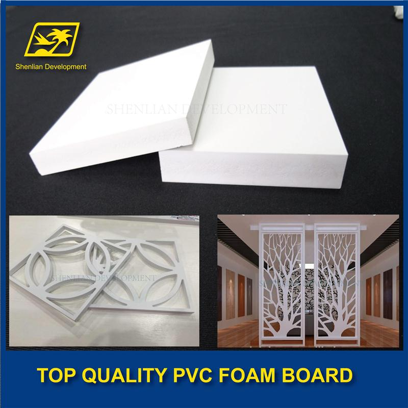 forex board 15mm pvc celuka sheet
