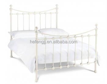 Bentley Designs Alice 5ft King Size White Metal Bed Buy King Size