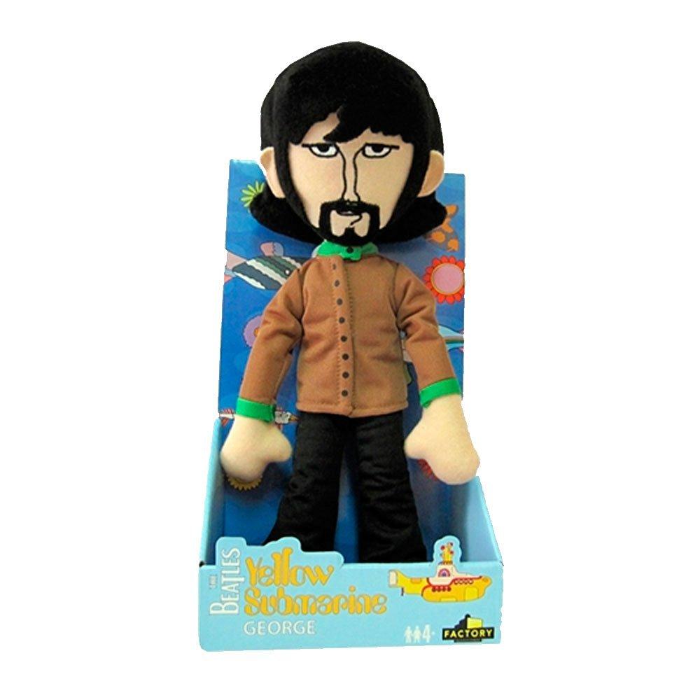 Factory Entertainment The Beatles Yellow Submarine George Harrison Plush Figure