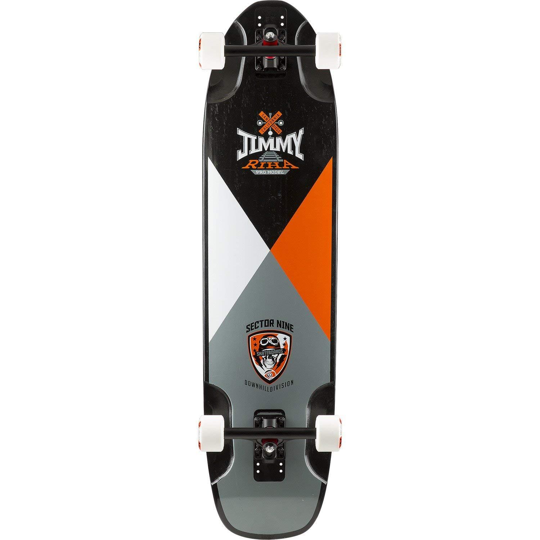 """Sector 9 Jimmy Riha Pro Complete Longboard Skateboard - 9.75"""" x 38.5"""""""