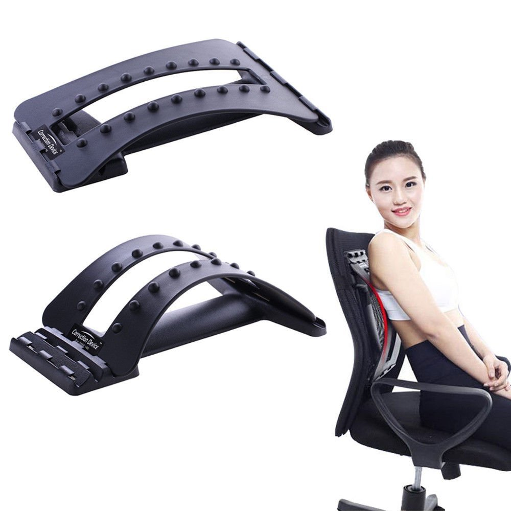 Back Massage Magic Stretcher Fitness Equipment Stretch Relax Mate FD,Crosslinks is excited to offer the Back Massage Magic== black color ,sensual massage made simple