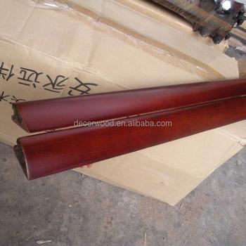 Custom Made Hardwood Flooring Stair Nosing Wood Floor Nose