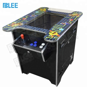 Pacman Table Game >> Factory Direct Price Pacman 60 In 1 Cocktail Arcade