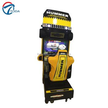 Extreme Speed Arcade Car Racing Game Machine Play Car Racing Games