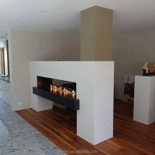 Ventless Remote controlled Electronic Bio Ethanol Fireplaces