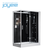 JOYEE steam room chair shower steam room sauna and steam combined room
