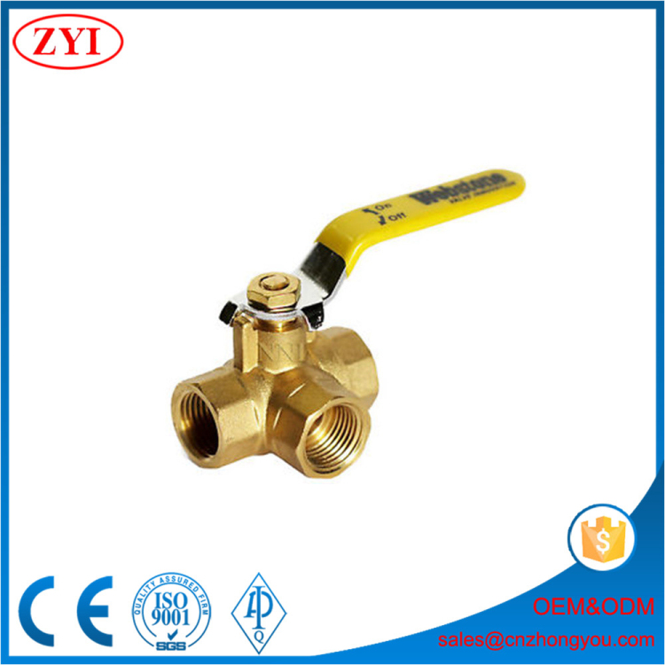 Forged Steel Trunnion Mounted flange ball valve handle lock