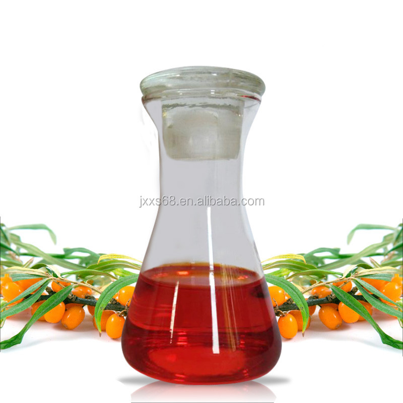 Cosmetic Material Natural Seabuckthorn Fruit Oil/ Sea Buckthorn Berry oil in Bulk
