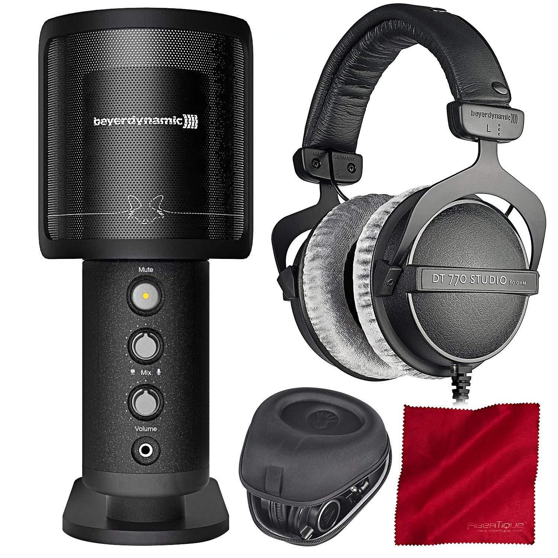 Buy Beyerdynamic DT 770 Pro 80 Studio Headphones Bundle with