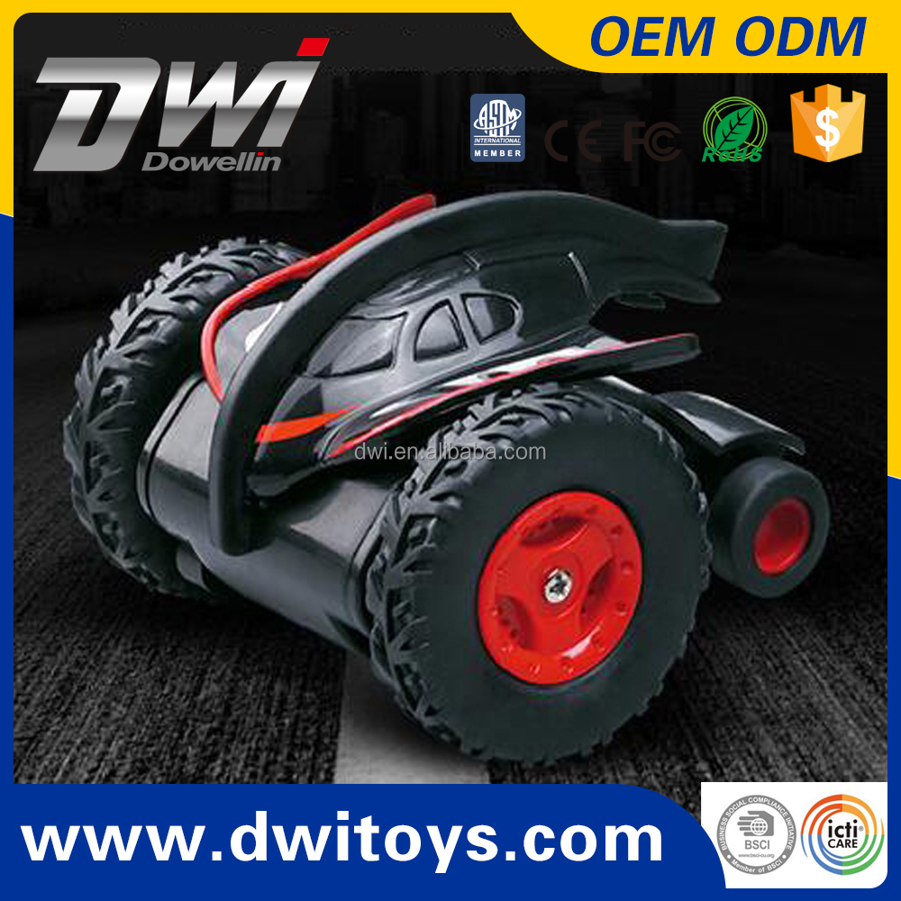 DWI Super Jumping RC Stunt Flip Car With Light