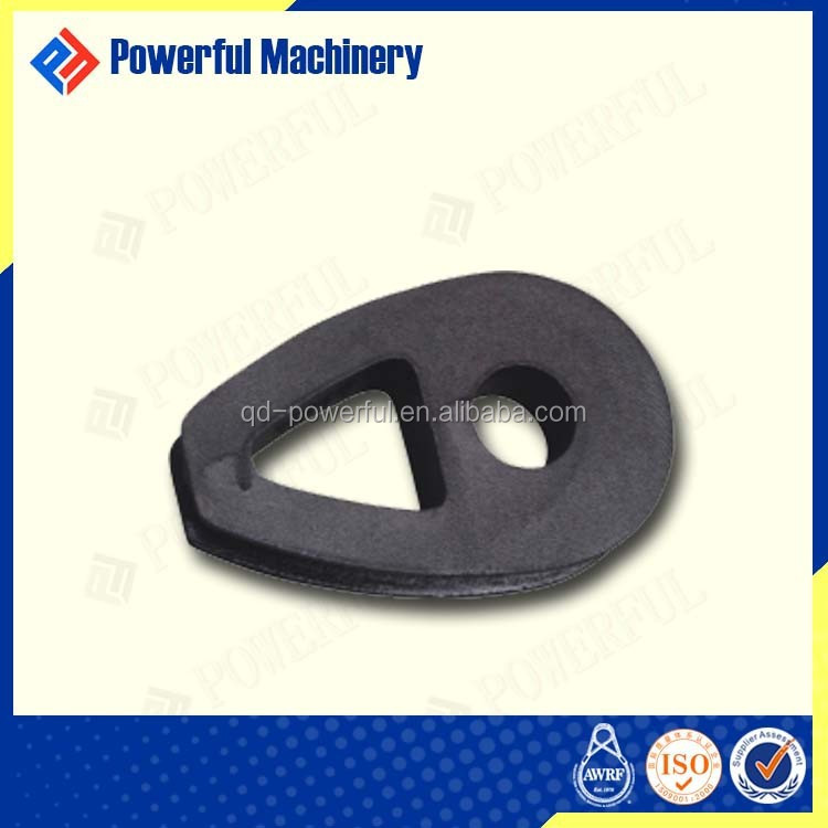 DIN3091 DUCTILE IRON WIRE ROPE THIMBLE