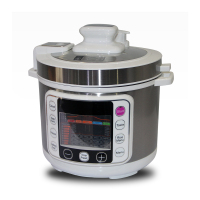 China Best new design intelligent kitchen electrical pressure cooker