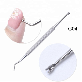 Stainless Steel Nail Care Tool Ingrown Toenail Lifter,Pedicure ...