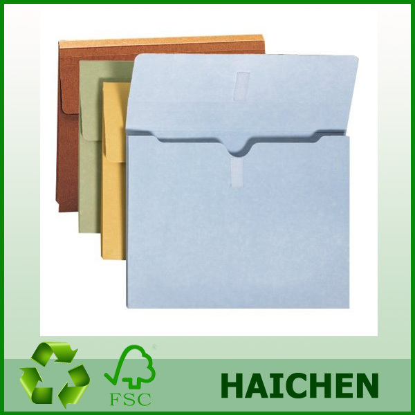 Sales Promotion Good Quality Professional Printing Oem Plastic Hanging Folder With Nice Printing