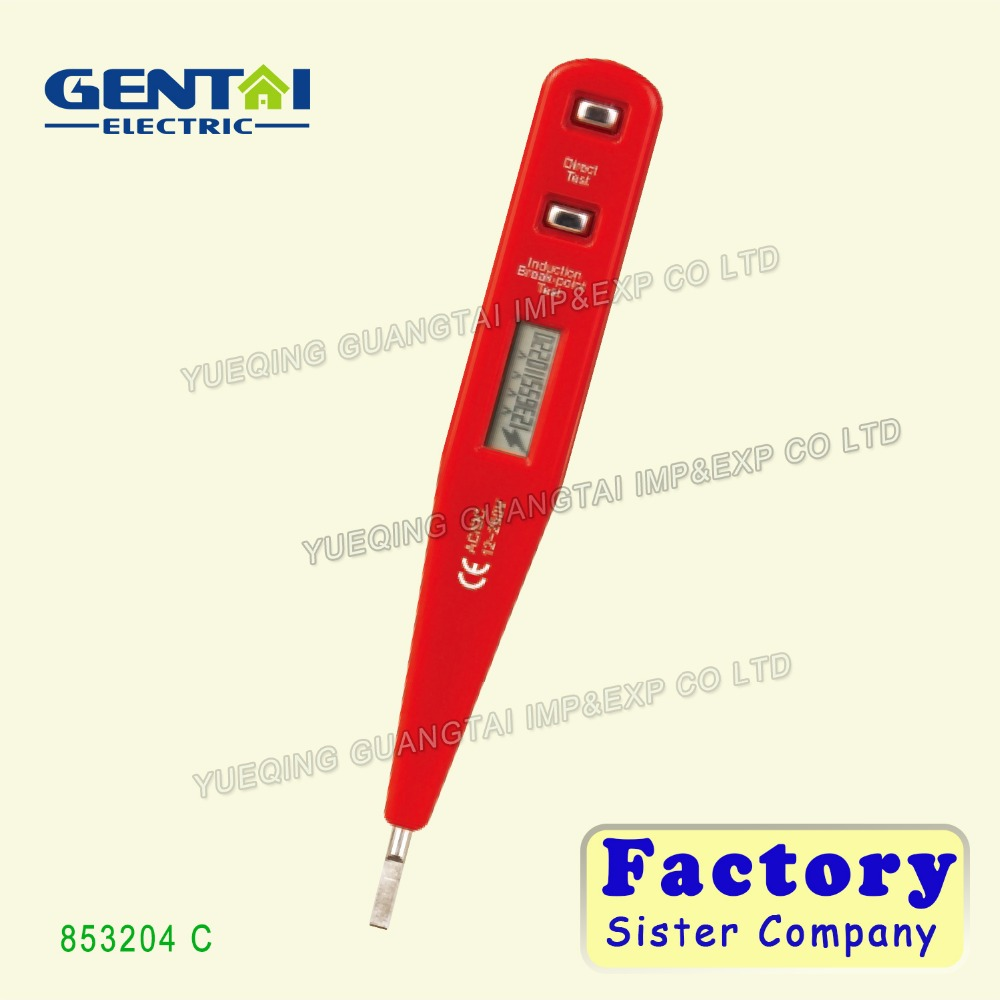 Alibabacom Details About Ut15b Multifunction Voltage Short Circuit Tester Step
