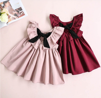 latest style infants dresses new baby girls dress