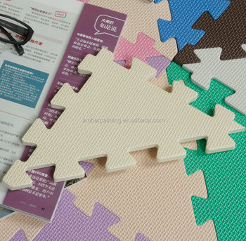 Foam Mini Custom Puzzle Flooring Mat