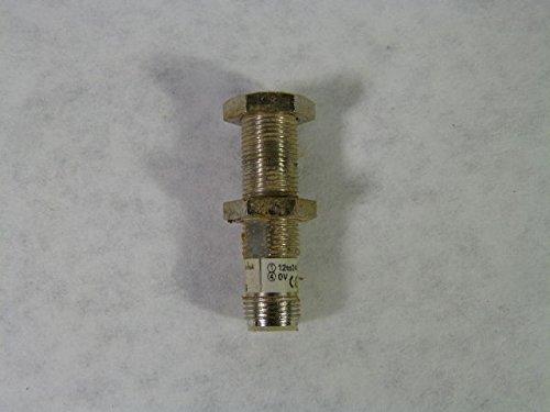 OMRON E2E-X3D1-M1G Standard Proximity Sensor Shielded (M12 Sensing Distance 3mm)(DC 2 Wire Model)(M12 Connector Models)(Operation Mode NO) NN