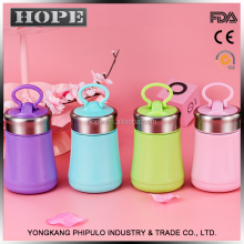 Hot new products customized colors sweat free vacuum flasks and thermos