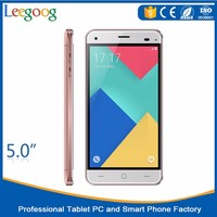 Newest 5.0 inch Mobile Phone quad core 8MP android smart Phone