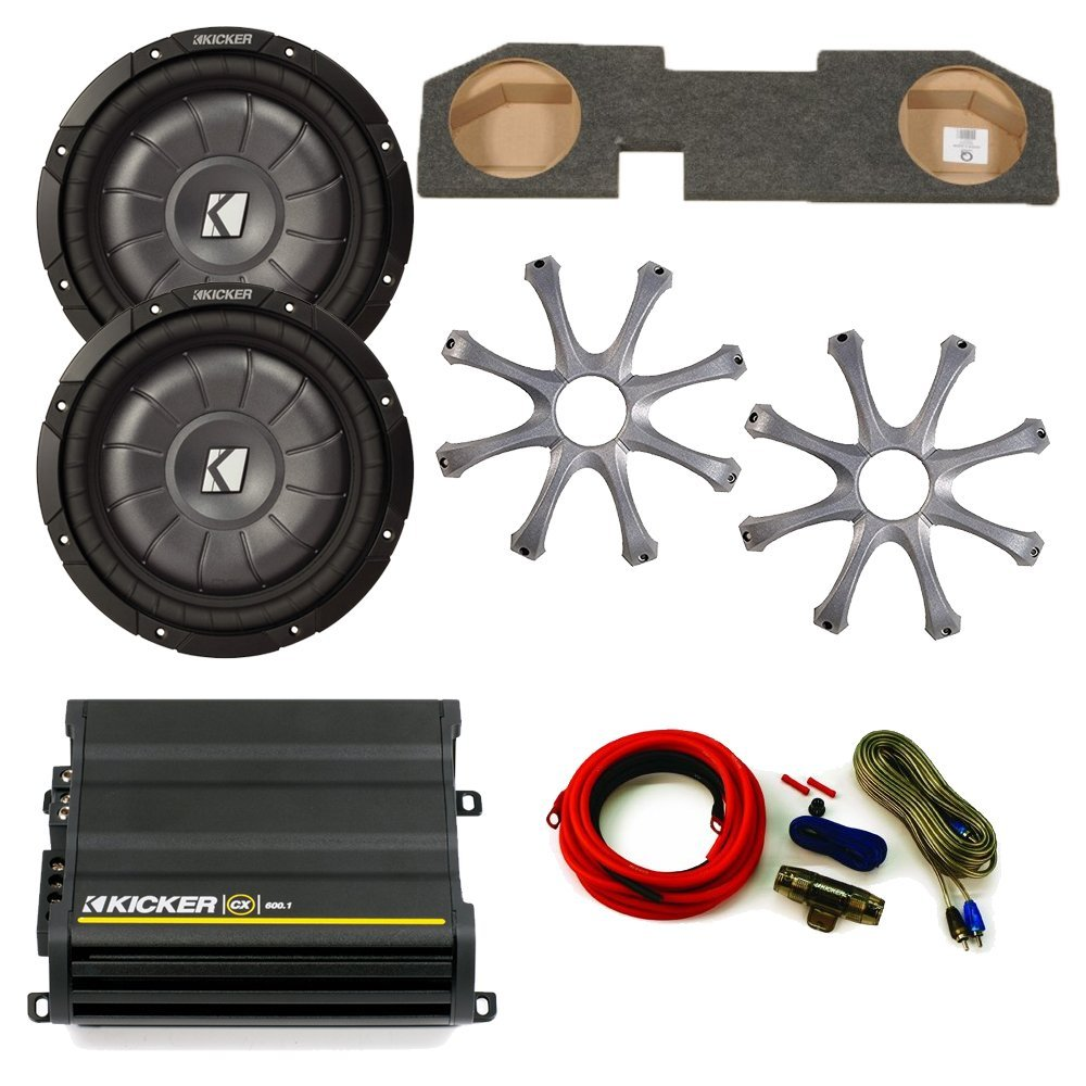 Cheap Kicker Amp Find Deals On Line At Alibabacom Wiring Kit For Subwoofers And An Get Quotations Dodge Ram Quad Crew Cab 02 15 Package Dual 12 Cvt
