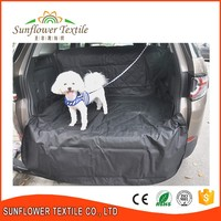 2017 new desgin dog pet car seat cover leather for all buyer