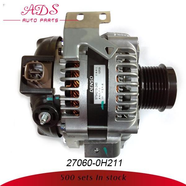 Rav4/acv40/camry Car Alternator For Toyota Cars Oem:27060