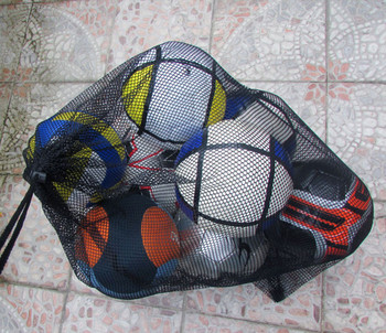 Pe Mesh Ball Bag Sport