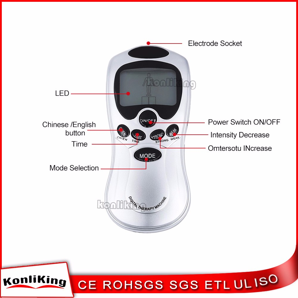 Top Quality2017 Digital Therapy Machine for home use Portable Cheapest health  herald digital therapy machine on